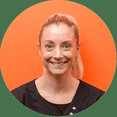 Dentist Dr Anna Robinson