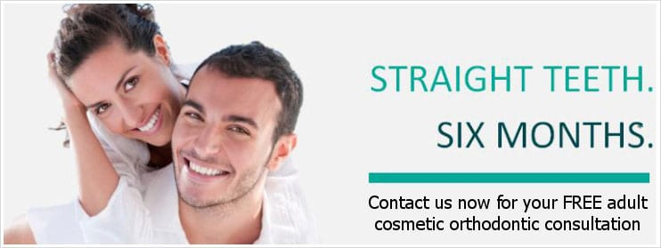 Straight Teeth from Auckland cosmetic dentist