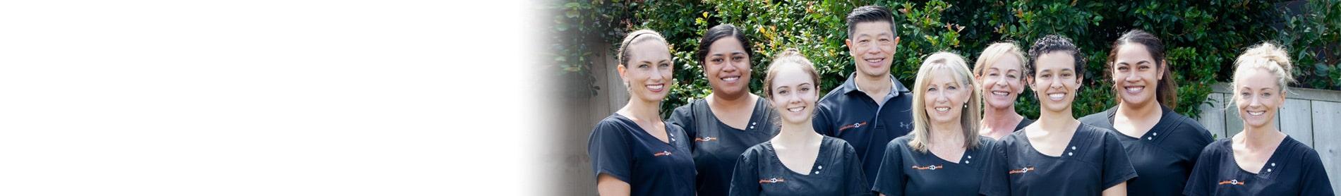 Meadowbank Dental Team